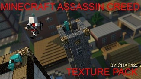 Assassin Creed Resource Pack for Minecraft 1.7.4/1.7.2 | egr | Scoop.it
