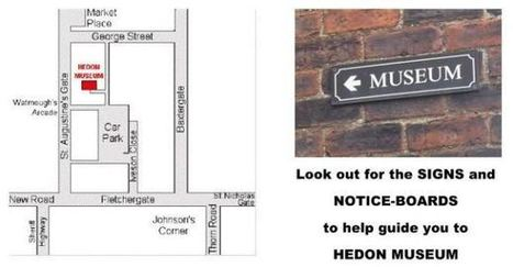 A Peep in the Pram at Hedon Museum | HU12 Online | prams | Scoop.it