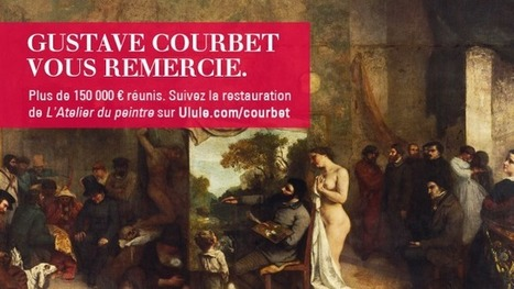 Atelier Ulule Clic France au musée d'Orsay, mardi 28 avril à 14.00 | Facebook | Clic France | Scoop.it