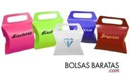 Estuches para Joyerias Colores: Blanco, Azul, Burdeos, Pistacho y Fucsia - BolsasBaratas.com | CarlosAlmenar | Scoop.it