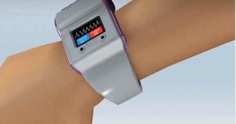 Oximeter, la montre intelligente qui s'attaque aux problèmes cardiaques | Quantified Self : le patient se réapproprie sa santé ! | Scoop.it