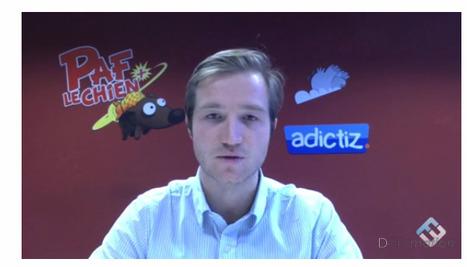 Adictiz, start-up spécialisée dans le social gaming, lève 2 millions d'euros | Actualité des start-ups et de l' Entrepreneuriat sur le Web | Scoop.it