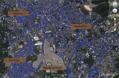 Favelas en Río de Janeiro - El orden mundial en el S.XXI | Nuevas Geografías | Scoop.it
