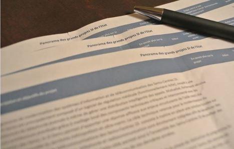Opération transparence sur les grands projets de l'Etat | L'open data | Scoop.it