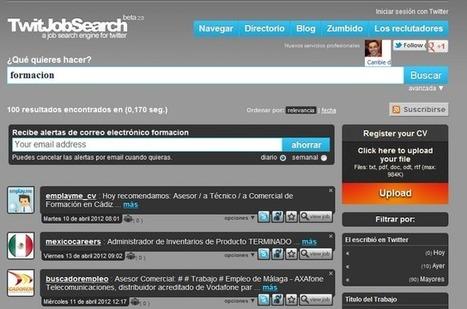 Reclutamiento 2.0 con Twitter y Facebook | LOS 40 SON NUESTROS | Scoop.it