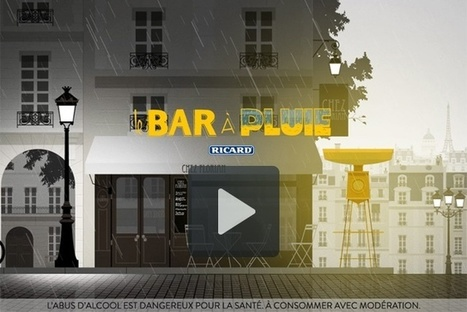 Bar à pluie à Paris | Paris Secret et Insolite | Scoop.it