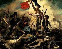 La Liberté guidant le peuple d'Eugène Delacroix   Histoire des arts à Orlinde   Scoop.it
