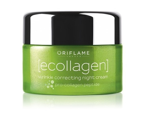 Review of Oriflame Ecollagen Wrinkle Correcting Day and Night Creams   Beauty & Fashion Tips   Scoop.it