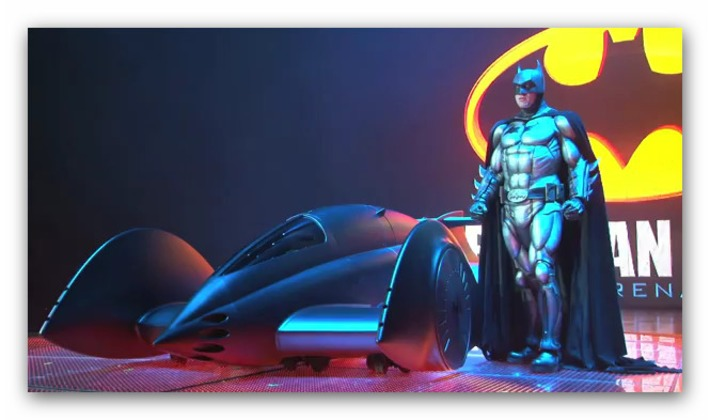 Batman and his 2011 Batmobile | Machinimania | Scoop.it