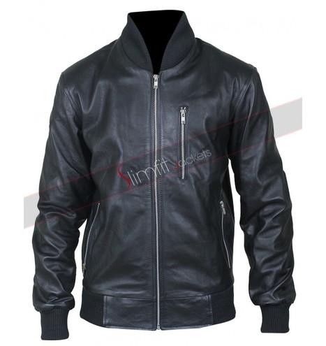 Point Break Edgar Ramirez Black Jacket | Replica Movies Leather Jackets | Scoop.it