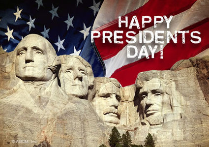 HAPPY PRESIDENTS DAY | Culturational Chemistry™ | Scoop.it