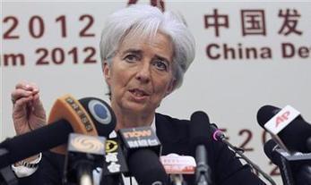 Jefa del FMI dice que EE.UU. necesita una mezcla de recortes de gastos y alza de ingresos | Un poco del mundo para Colombia | Scoop.it