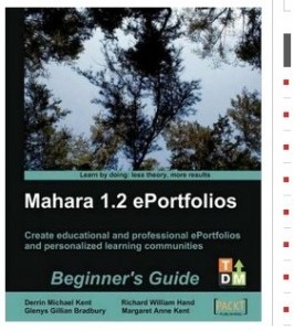 Mahara eBook for free | eWIEsion | Mahara ePortfolio | Scoop.it