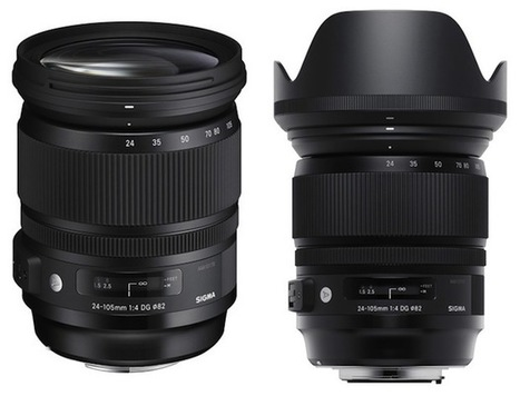 Test Sigma 24-105 mm f/4 DG OS série A - Focus Numérique | Lens reviews & Lenstesten | Scoop.it
