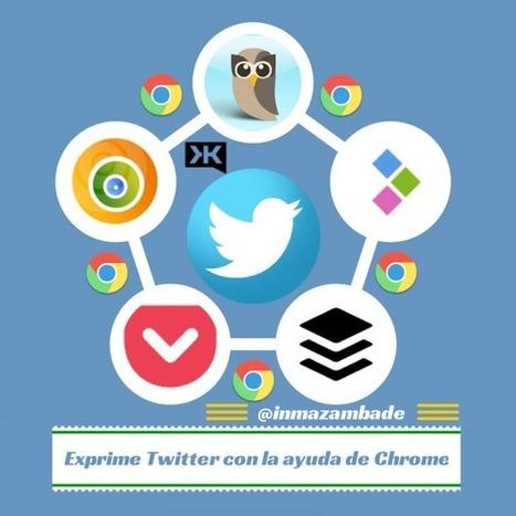 6 Extensiones de Chrome para Twitter con funciones geniales | Social Media | Scoop.it