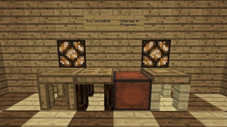 Tinkers Construct 1.4.7 Mod Minecraft 1.4.7 | fun minecraft | Scoop.it