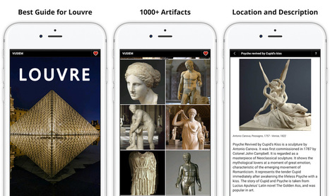 Las mejores aplicaciones de historia del arte para Android | Blogs educativos generalistas | Scoop.it