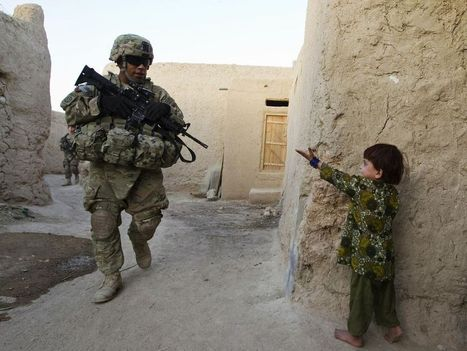 Civils afghans : les Etats-Unis hors-la-loi? | International | Scoop.it