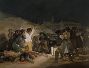 """The Third of May"" by Francisco Goya, 1814 