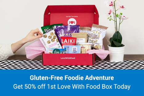 Love With Gluten Free Foods And Celiac Awareness Giveaway - Work Money Fun | Giveaway, Contest, Sweepstakes, Coupons and Deals | Scoop.it