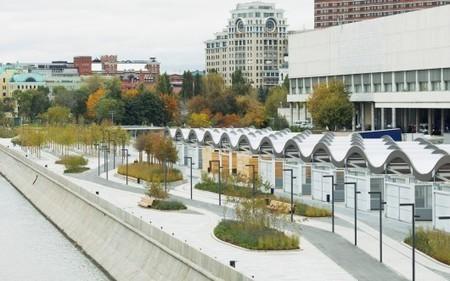 Krymskaya embankment / Wowhaus Architecture Bureau | ArchDaily | architecture | Scoop.it