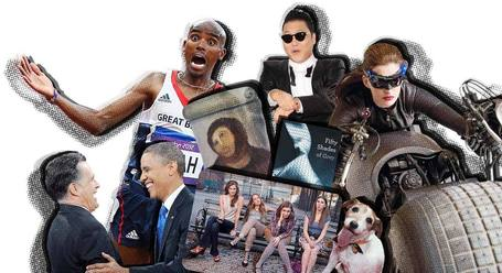 TIME's Top 10 Everything of 2012 List | AllAboutSocialMedia | Scoop.it