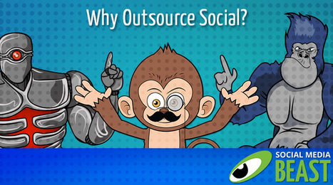 Look to an Agency: 3 Reasons Why Your Business Should Outsource Social | CIM Academy Digital Marketing | Scoop.it