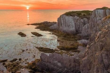 "Saatchi Art Artist: Garvin Hunter; Digital 2015 Photography ""Nova Scotian Sunset"" | Nova Scotia Art | Scoop.it"