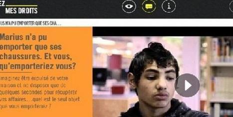 Site destiné aux jeunes visant à améliorer la compréhension du lien entre droits humains et pauvreté | Amnesty International | Remue-méninges FLE | Scoop.it