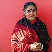 "Vandana Shiva On Resisting GMOs: ""Saving Seeds Is a Political Act"" 