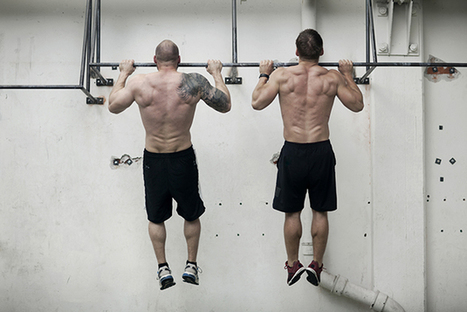 Top 5 #CrossFit Moves for Measuring Success | Personal Wellness | Scoop.it