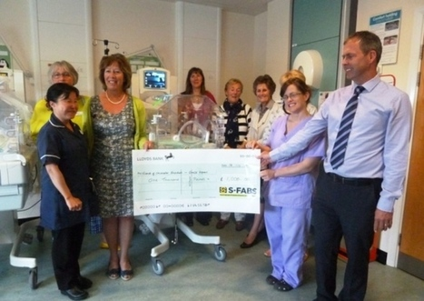 Friends of Chichester Hospital donate specialist incubator   Western Sussex Hospitals NHS Foundation Trust   Scoop.it