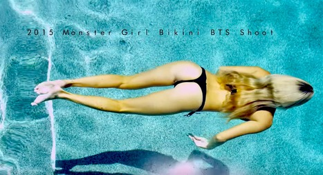2015 Monster Girls Bikini Shoot | This one is for the guys! | Scoop.it