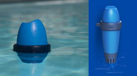 Riiot Labs: Blue by Riiot, il analyse l'eau de la piscine | Piscines-Online.com | Scoop.it