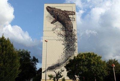 Street Art From DALeast | The sreet art of graffiti | Scoop.it