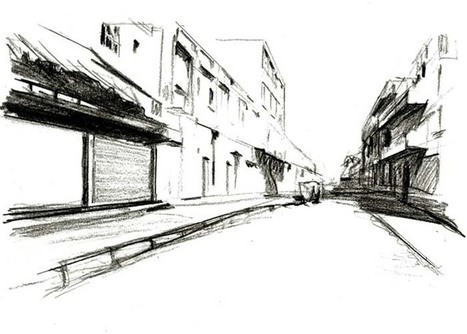 Drawing Perspective - How to Draw Perspective | Art & design. | Scoop.it