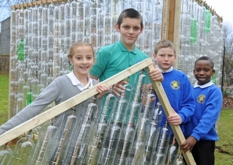 School is going green ready for the spring - Portsmouth News | Vertical Farm - Food Factory | Scoop.it