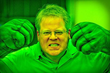 Productividad Estrés Hulk autoayuda   Productividad Personal   Scoop.it