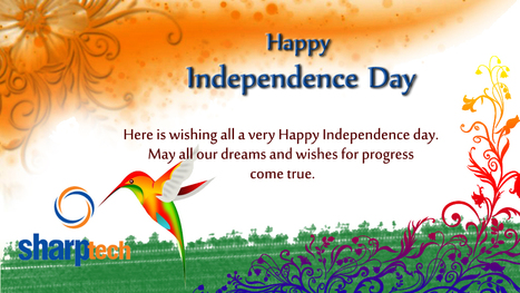 Wish you a Memorable Independence Day | News for India Festival | Scoop.it