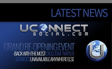 Home - UConnectSocial | Buy Real Twitter Followers Fast | Scoop.it