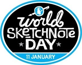 We're Big Fans: World Sketchnote Day 2016 | Design in Education | Scoop.it