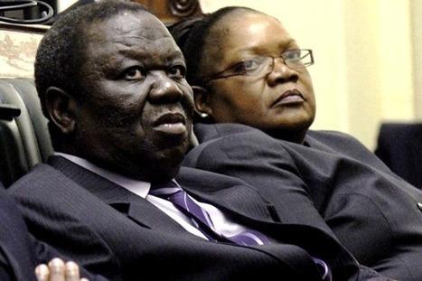 None in Zanu PF can withstand Mujuru/Tsvangirai heat - NewsDay | NGOs in Human Rights, Peace and Development | Scoop.it
