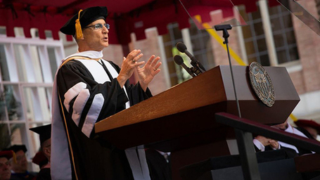 Jimmy Iovine Talks Bruce Springsteen, Recites R. Kelly at USC Commencement - Hollywood Reporter | Bruce Springsteen | Scoop.it