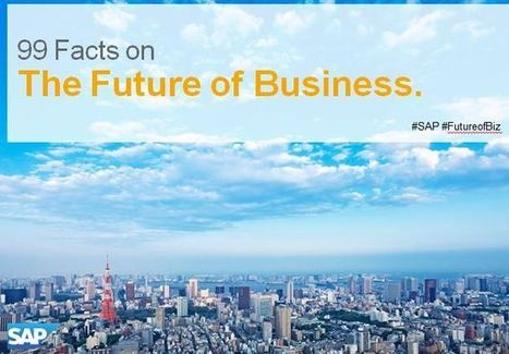 99 Amazing Facts On The Past, Present and Future Of Business | B2B Marketing Insider | Business and Current Affairs | Scoop.it