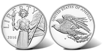 2016 American Liberty Silver Medals Sell Out | Numismatic | Scoop.it