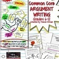 Argument Writing Common Core Grades 6-12 | Common Core Resources for ELA Teachers | Scoop.it