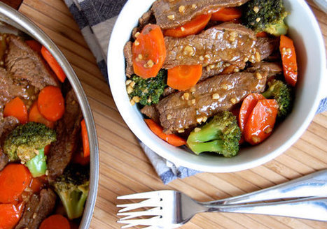Simple Beef and Broccoli Stir Fry | Paleo Grubs | One Man and his Wok (Chinese \ Asian Cooking) | Scoop.it