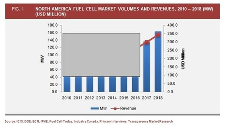 Fuel Cells Market : An Overview of Growth Factors and Future Prospects 2012 - 2018 | MarketHits | Scoop.it