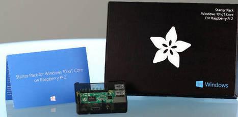 Windows 10 Raspberry Pi Starter Kit - iProgrammer | Raspberry Pi | Scoop.it