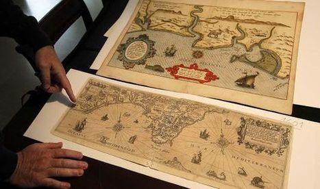 Cuatro siglos de cartografía en la Red | mapas y cartografia | Noticias de bibliotecas | Consultoría Documental - Angélica Prado (Venezuela) | Scoop.it